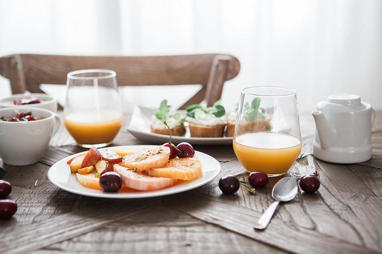 Desayuno light Leclerc