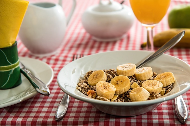 Desayuno para deportistas Leclerc