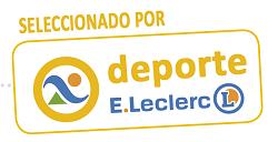Logo deporte Leclerc