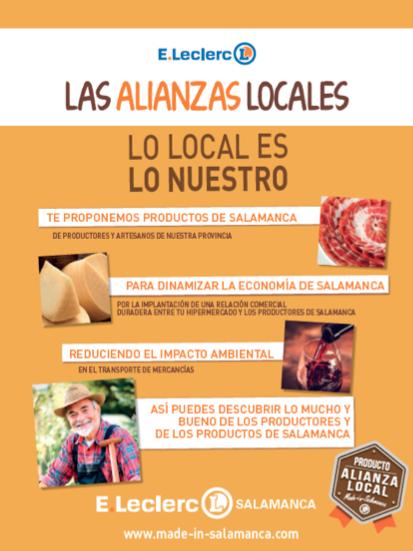 Alianzas locales