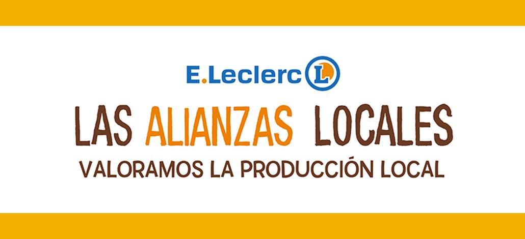 Alianzas locales - E.Leclerc