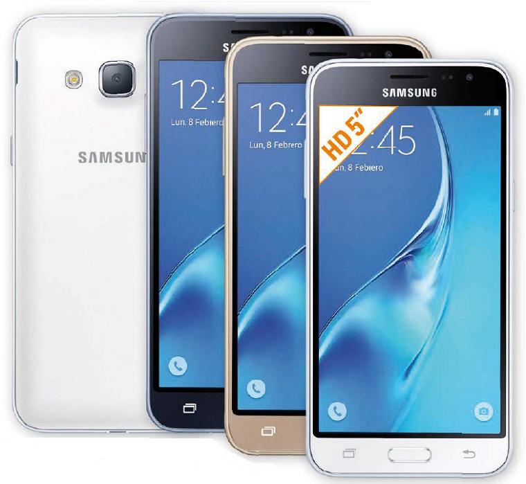 Smartphone Samsung J3 ofertas Black Friday E.Leclerc