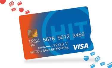 Tarjeta Visa Hit E.Leclerc