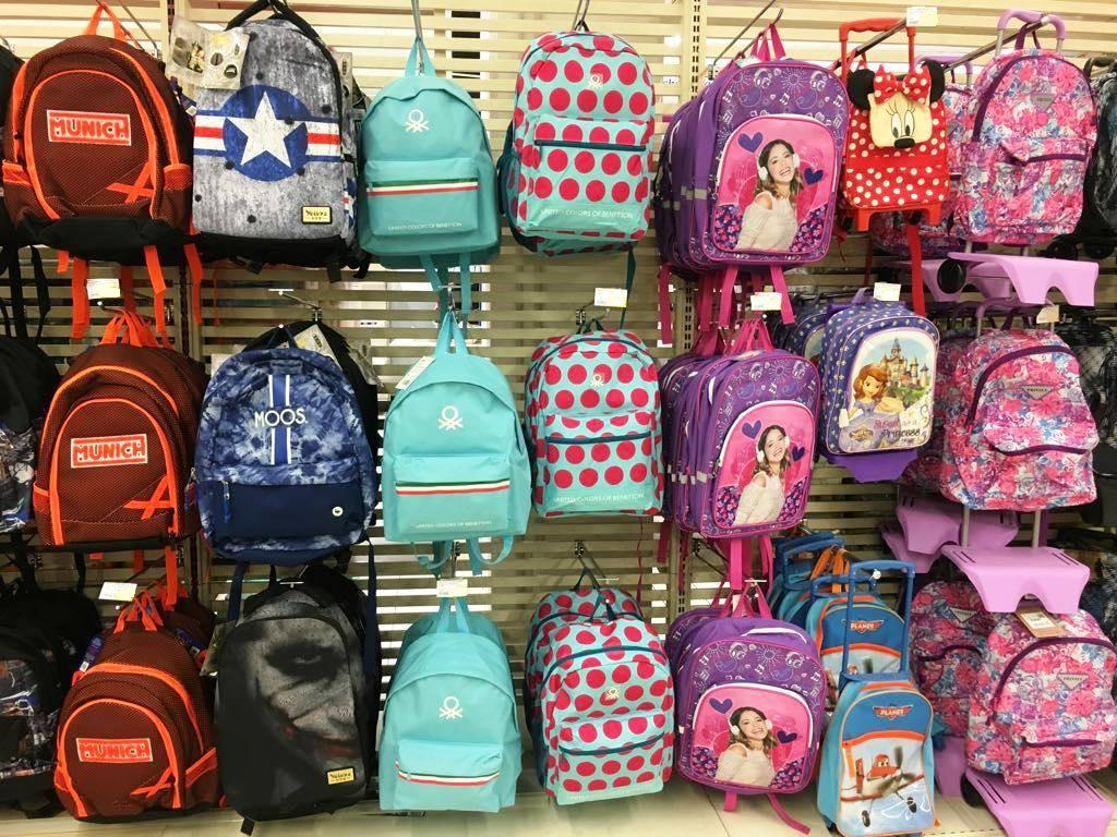 En E.Leclerc dispones de una gran variedad de artículos para encontrar tu mochila perfecta