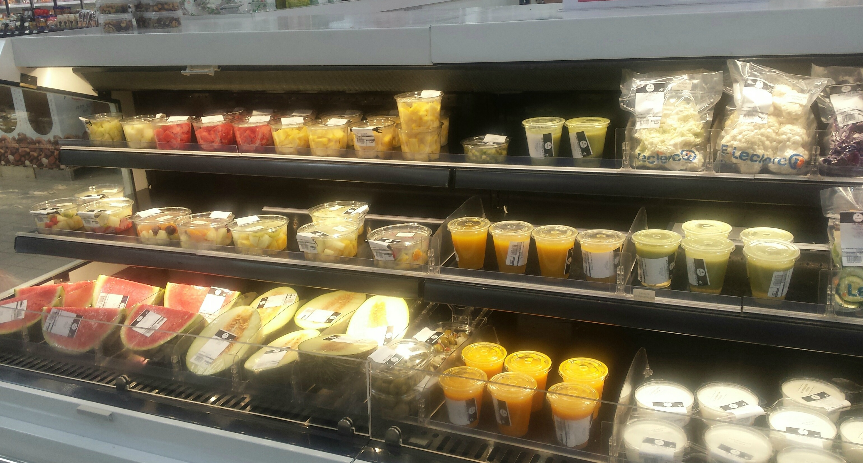 Frutas y verduras en E.Leclerc