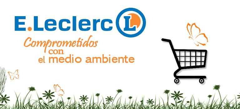 Cuidado Medio Ambiente E. Leclerc