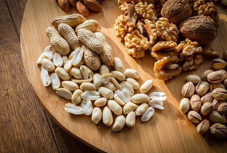 Nueces frutos secos superalimentos leclerc