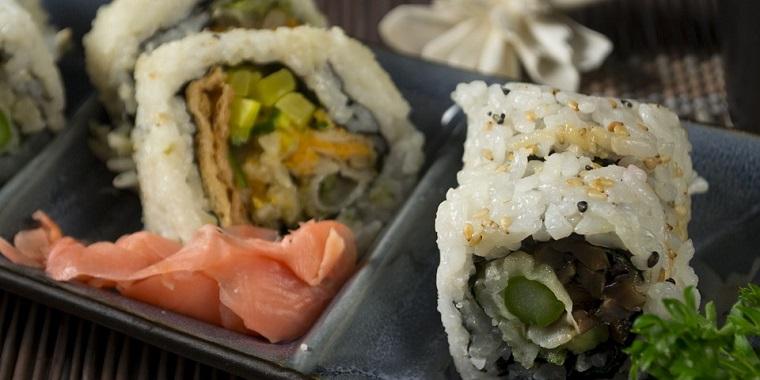 Cómo comer sushi correctamente 3