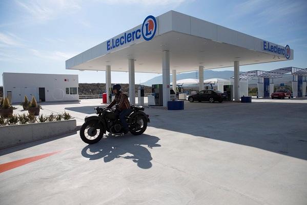 Localización gasolineras E.Leclerc