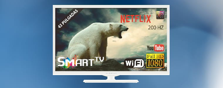 Ofertas smart tv E Leclerc