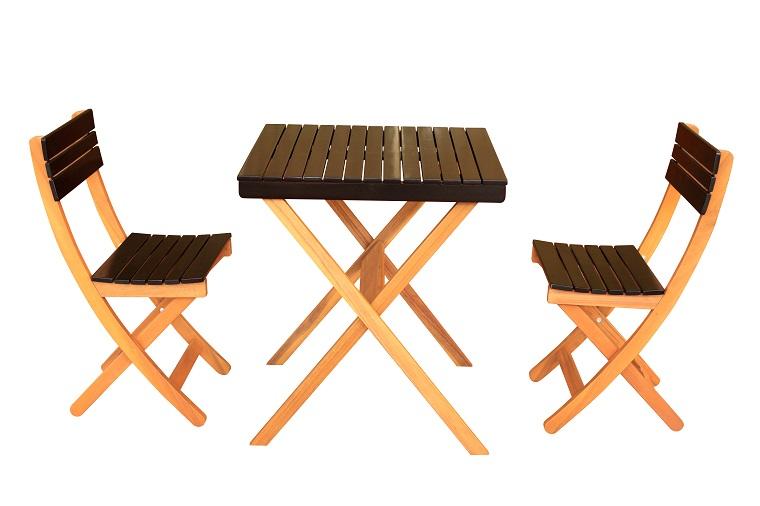 8 muebles de tendencia para jardin terraza o exterior for Silla escalera de madera plegable