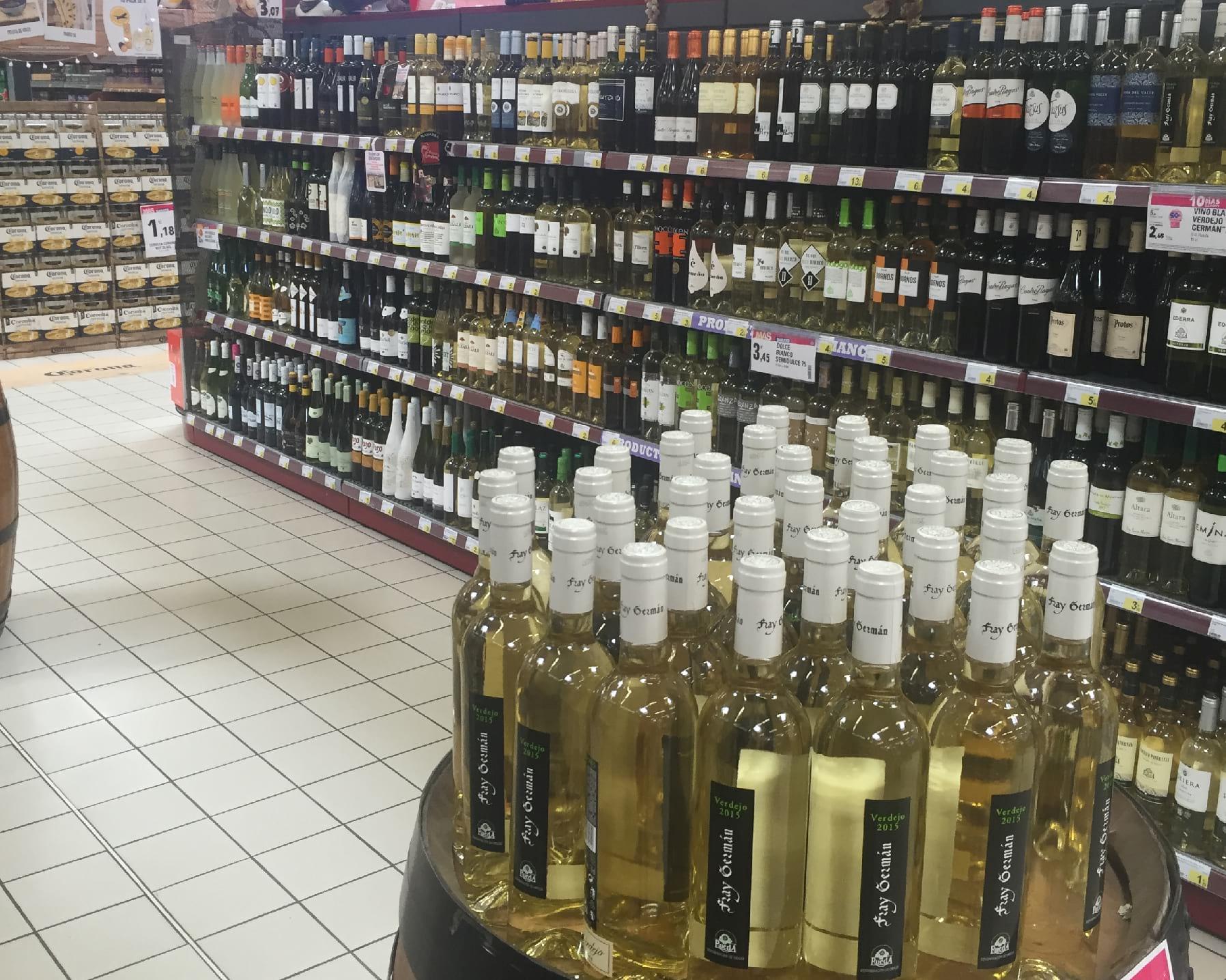 Feria del vino E.Leclerc