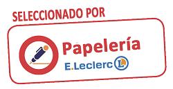 Logo Papeleria Leclerc