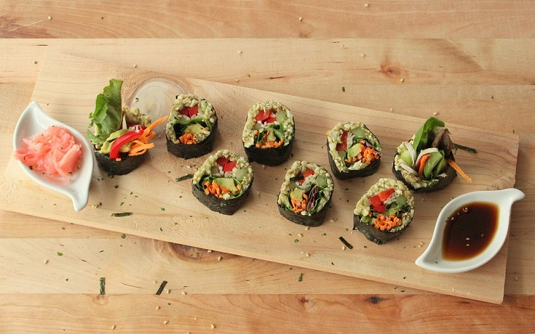 Cómo comer sushi correctamente 2
