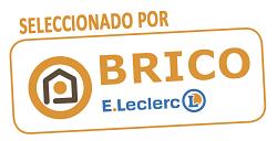 Logo brico Leclerc