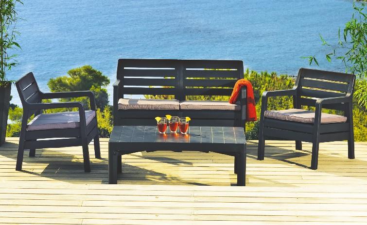 8 muebles de tendencia para jardin, terraza o exterior