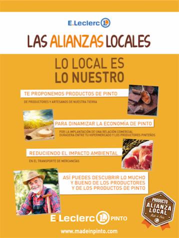 Alianzas locales Pinto