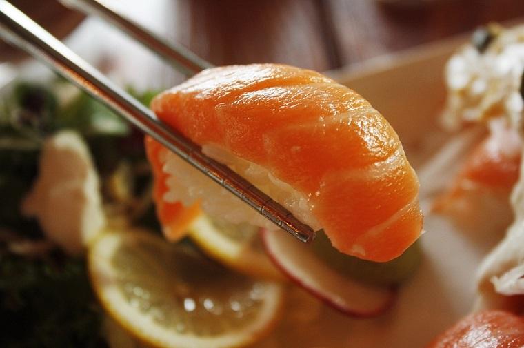 Cómo comer sushi correctamente 1