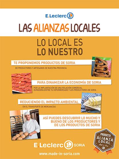 Alianzas Locales Soria