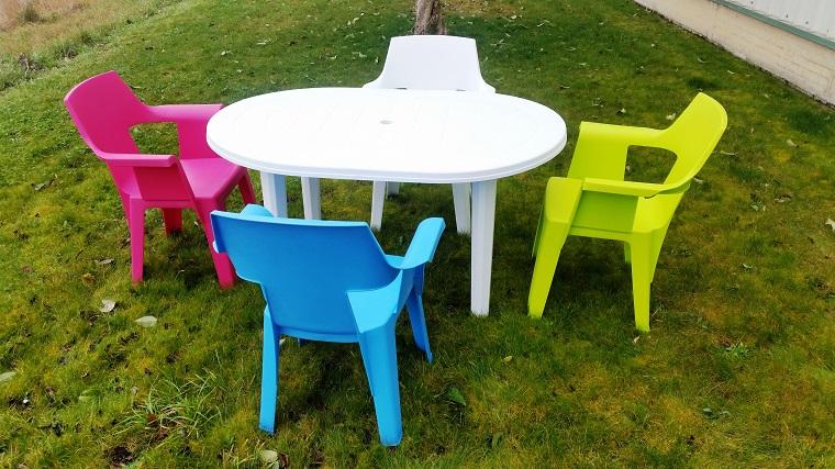 8 muebles de tendencia para jardin terraza o exterior for Armarios de resina para jardin